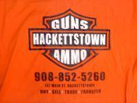 Hackettstown Firearm Storage