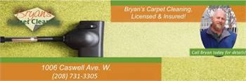 BRYANS CARPET CLEANING