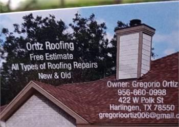 Ortiz Roofing