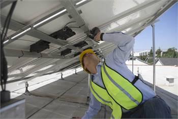 Access Solar Panel Los Angeles