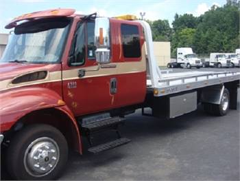 Rescue Tow Truck