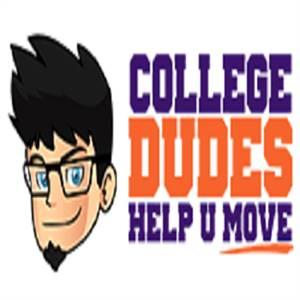 College Dudes Help Move